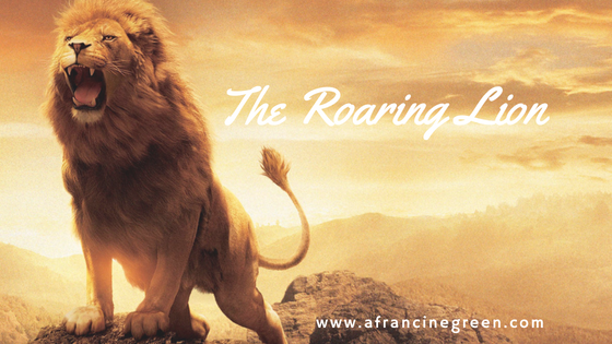 The Roaring Lion