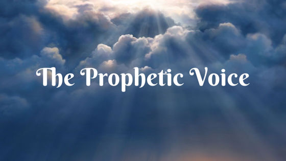 Image result for prophetic voices